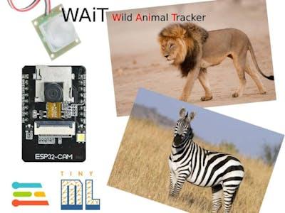 WAiT: Wild Animal Tracker
