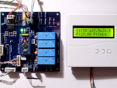 Valden Heat Pump Controller