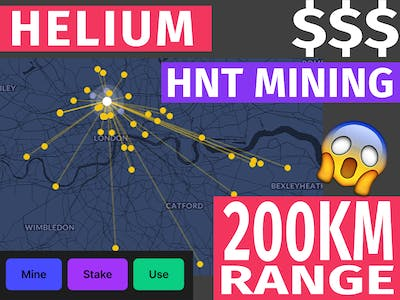What Is Helium Network? HNT Mining Hotspots and Crypto