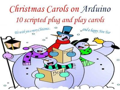 Christmas Carols on Arduino