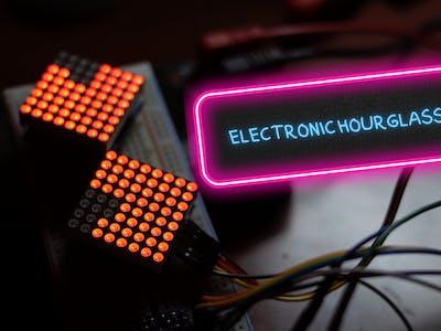 DIY Electronic Hourglass