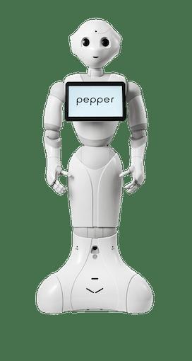 Figure 1: Robot pepper Soft Bank