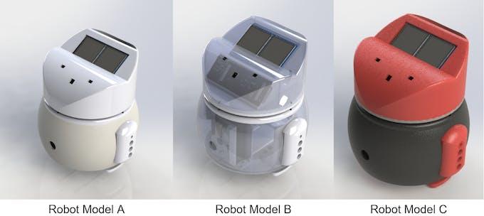 Figure 3: Robot Prototype