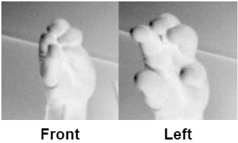 Figure 17: Flront and Left Class.