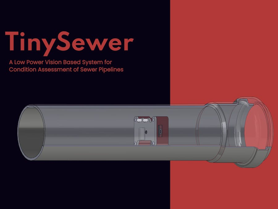 TinySewer - Low Power Sewer Faults Detection System