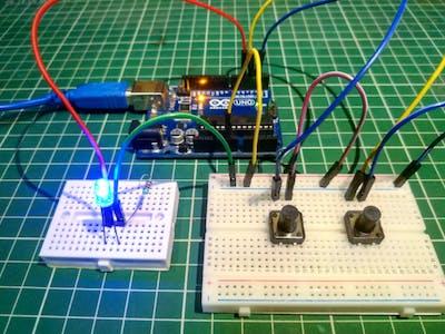 Light Dimmer Circuit Using Arduino | Arduino Light Dimmer