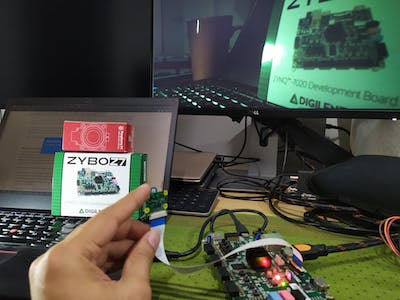Embedded Diaries: Hacking RPi camera for use with Zynq FPGA