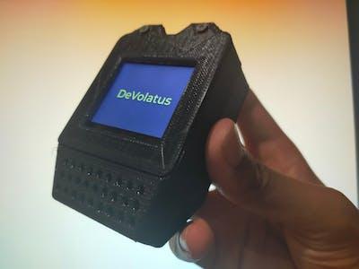 Devolatus: Smart IoT Dashboard for Care Homes