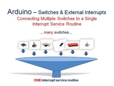 Multiple Switches, One Interrupt