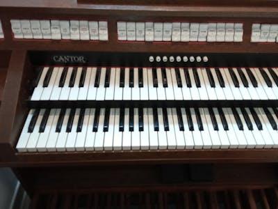 Cantor organ conversion to MIDI-controler for VPO (GrandOrgu