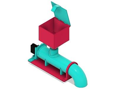 Fish feeder automatic diy with arduino