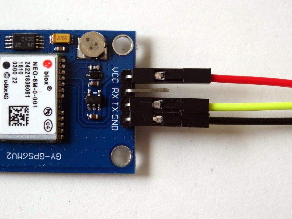 Log GPS Information to MicorSD Card with Visuino - Hackster io
