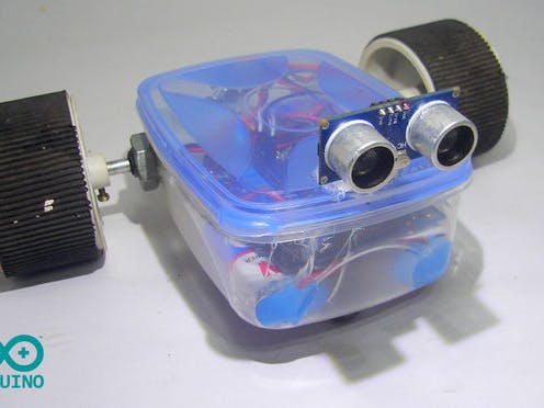 Make your first Arduino robot - The best beginners guide!