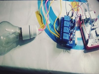 Raspberry Pi & Azure  Based Home Automation