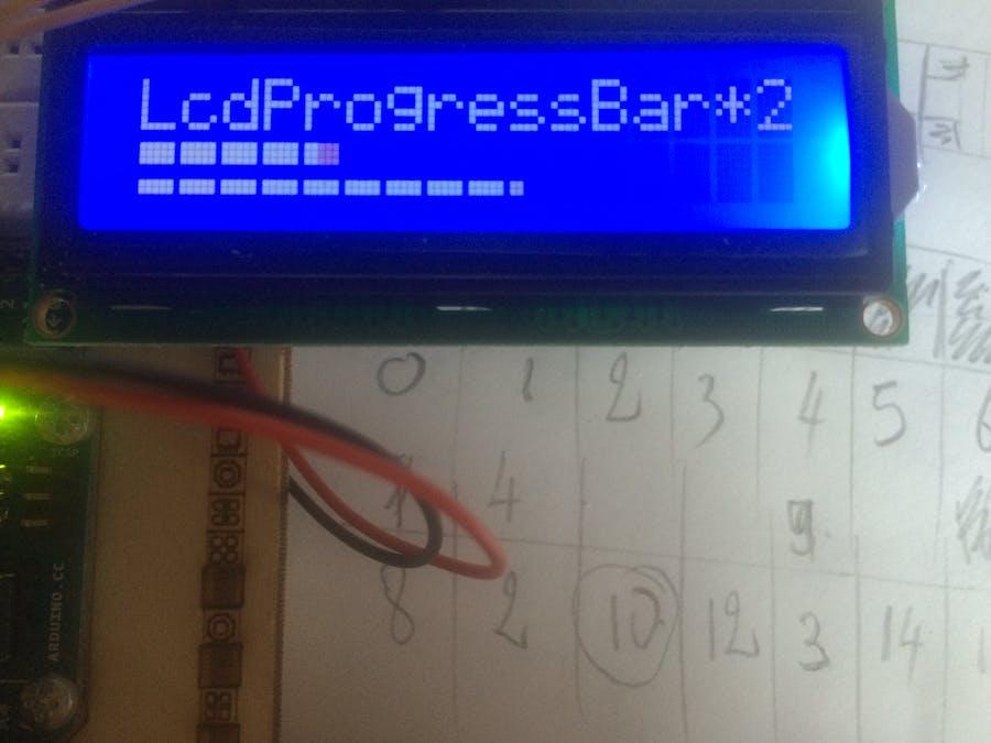 LcdProgressBarDouble