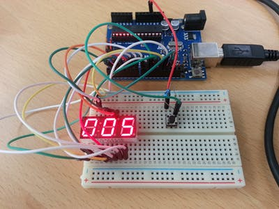 Fun Arduino Stopwatch