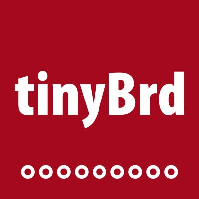 Tinybrd%202.0%20hackster%20logo