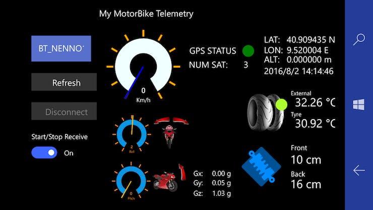 Windows 10 mobile View