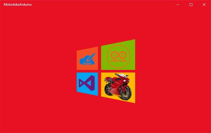 Splashscreen on Windows 10 (Desktop View)