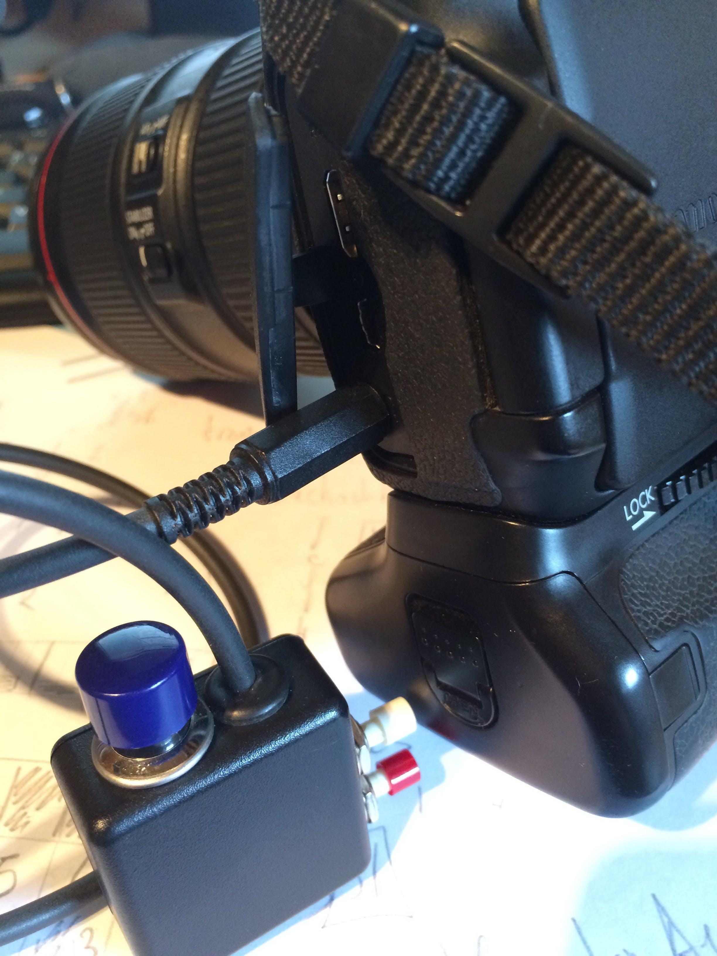 DIY remote shutter (manual!)
