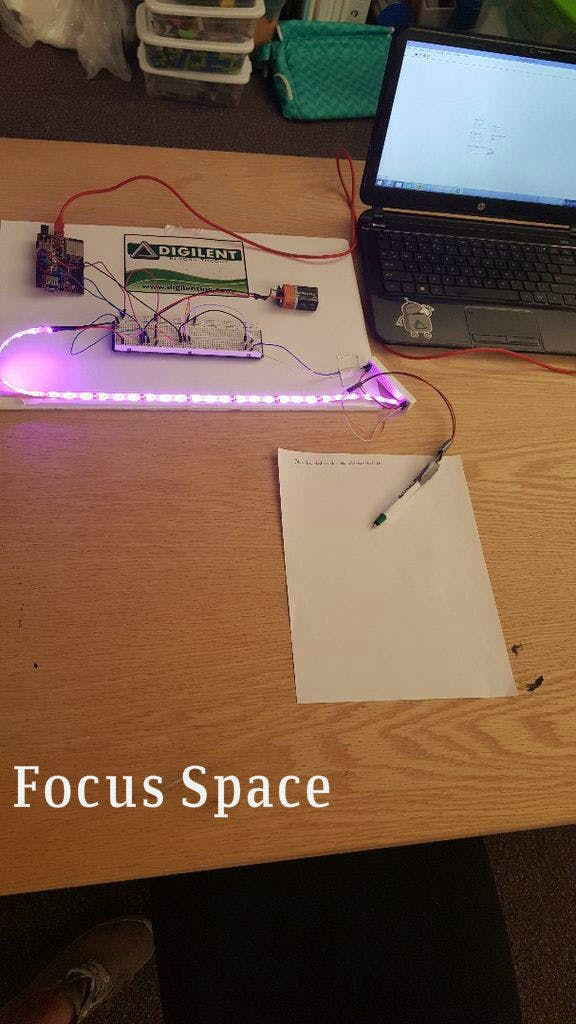 Focus Space