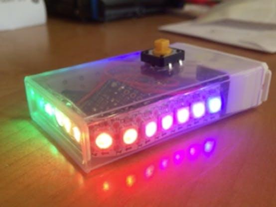 Tic-Tac-LED Explorer