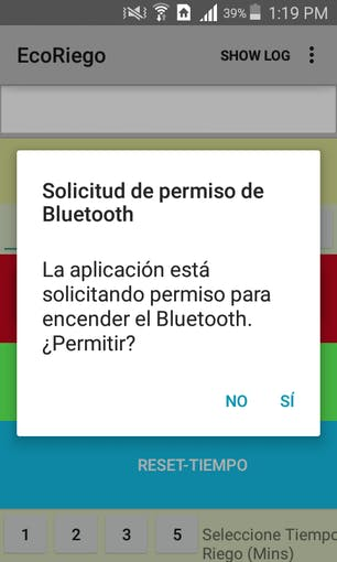 Bluetooth Activation