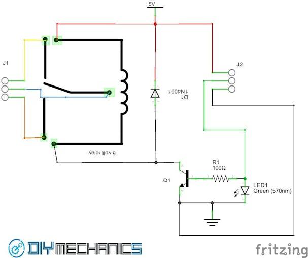 DIY Relay Module - Arduino Project Hub