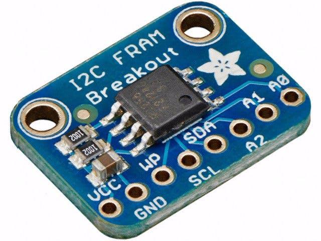 Embedis: I2C FRAM Keystore