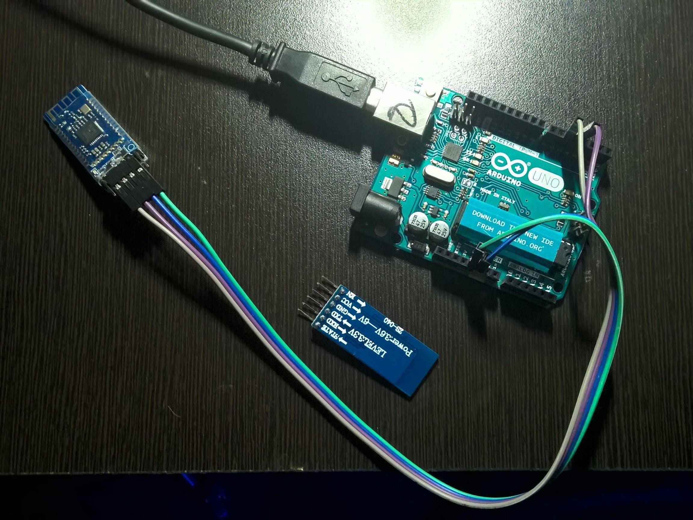 Bluetooth LE: Using CC-41A(HM-10 Clone)