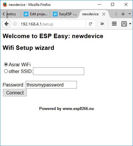 ESPEasy - MultiSensor Node for ESP8266 Modules - Part 1 - Hackster io