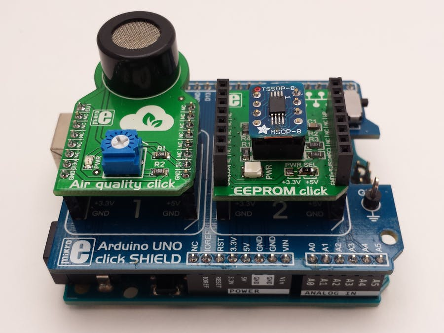 Embedis : Arduino Uno Keystore - Arduino Project Hub