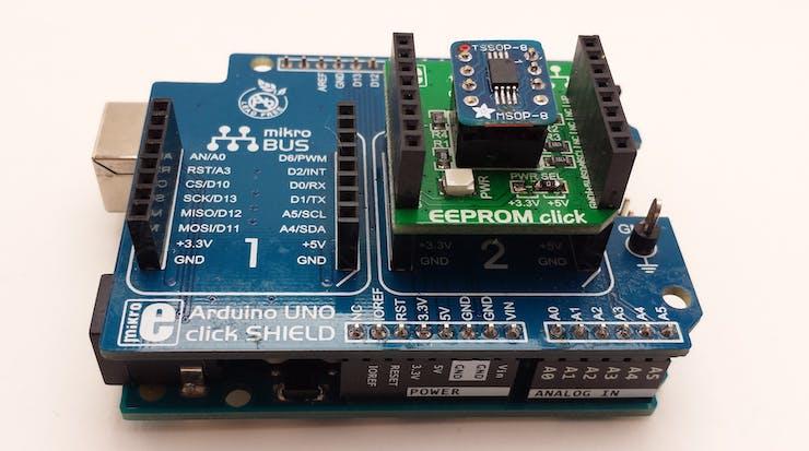 Embedis : Arduino Uno Keystore - Hackster io