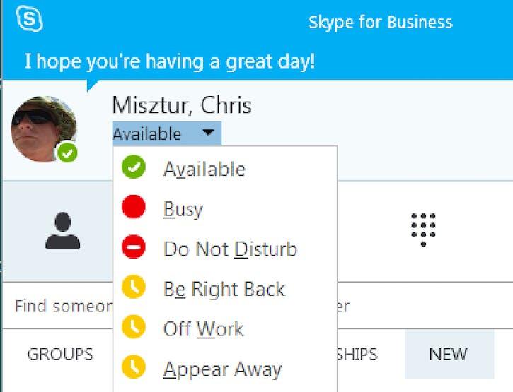 ESP8266 Skype for Business Monitor - Hackster io