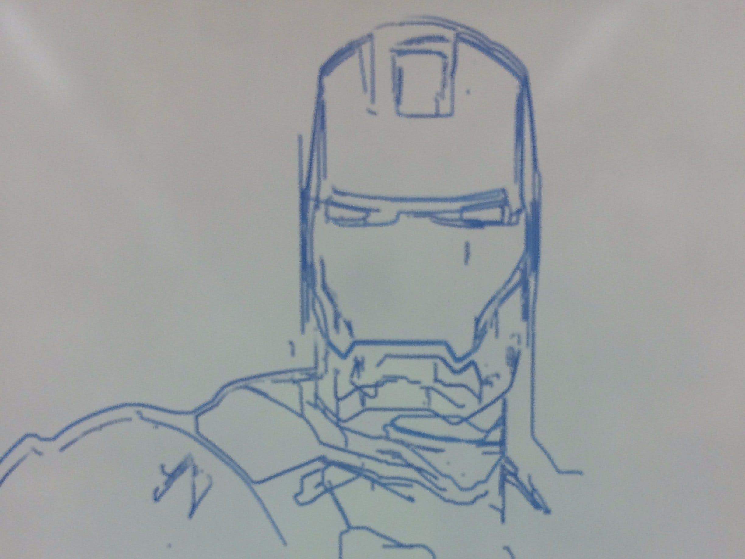 Etch-A-Whiteboard: Automated Precision Drawing