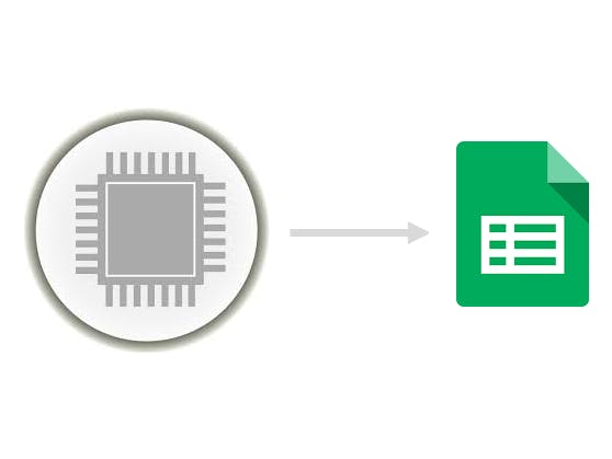 Pushing Data to Google Docs - Arduino Project Hub