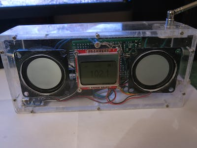 Simple FM Radio