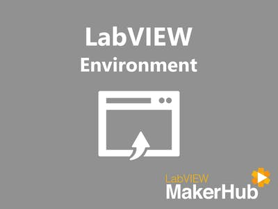 LabVIEW Basics - 02 | The LabVIEW Environment