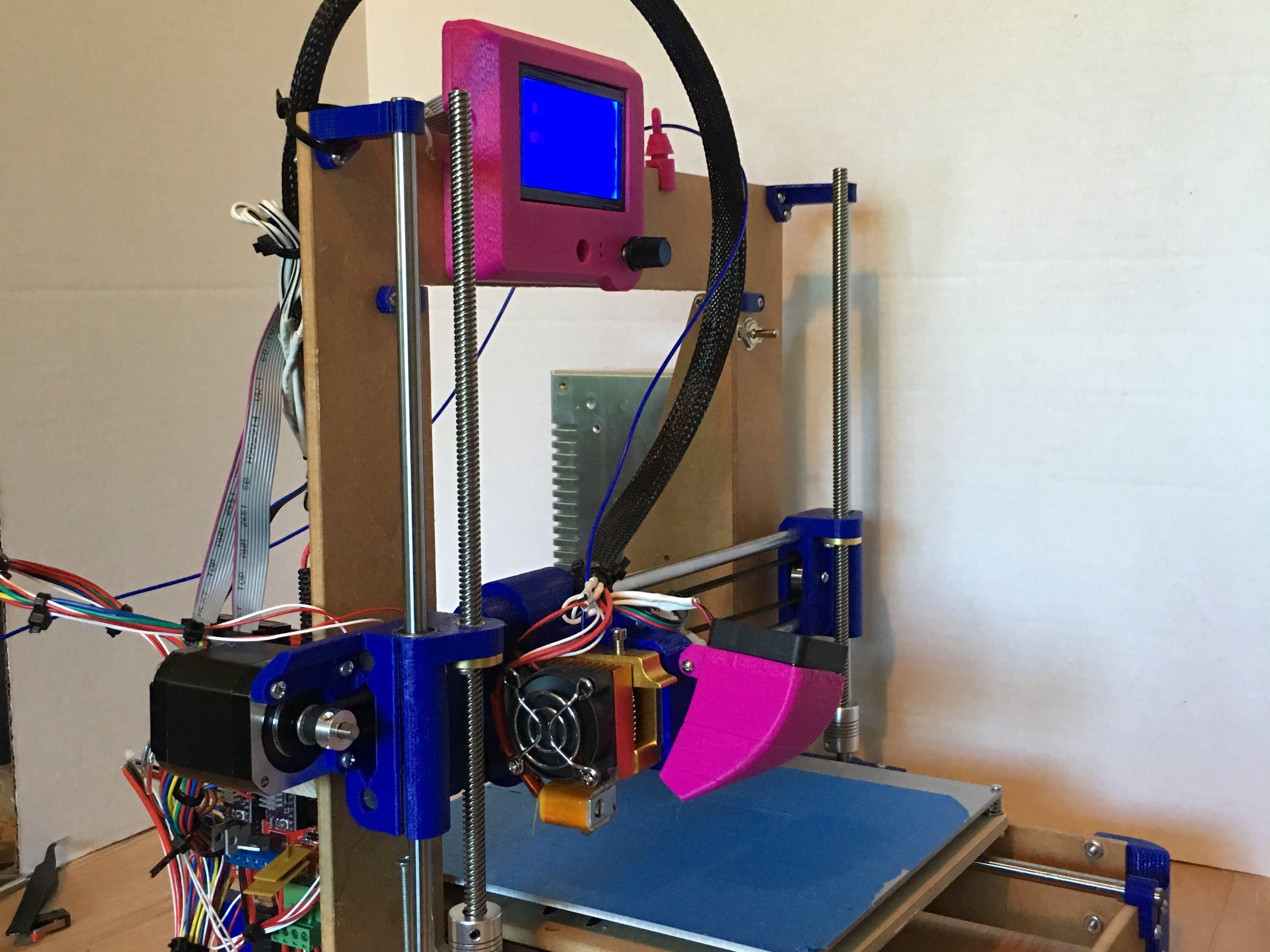 3D Printer (DIY)