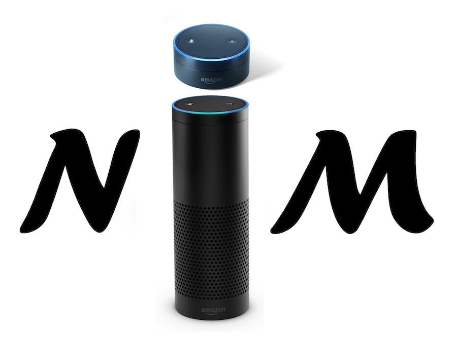 Alexa, play Nim