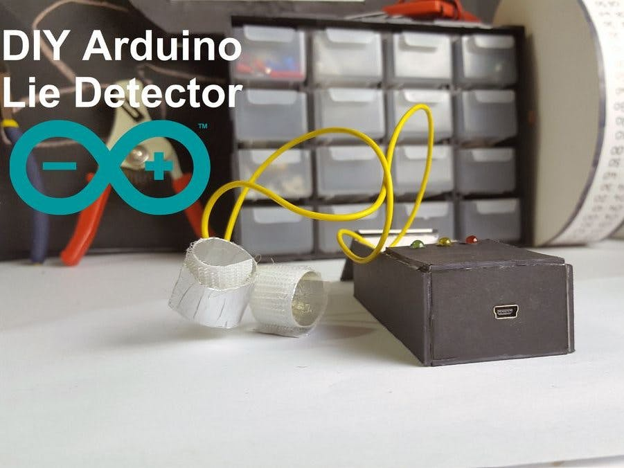 Arduino Lie Detector