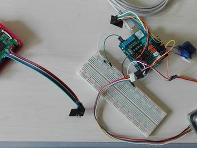 Towards an Arduino-Powered Satellite Tracker