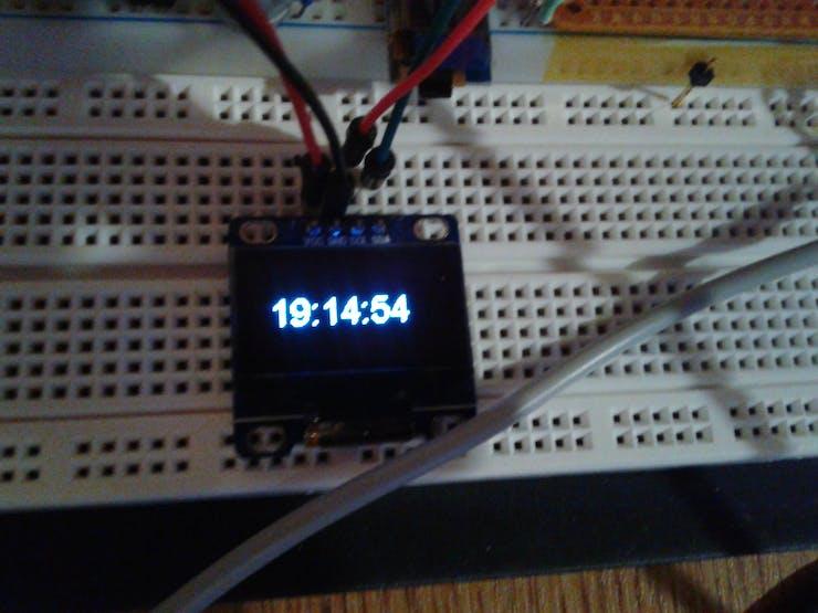128x64 OLED Display
