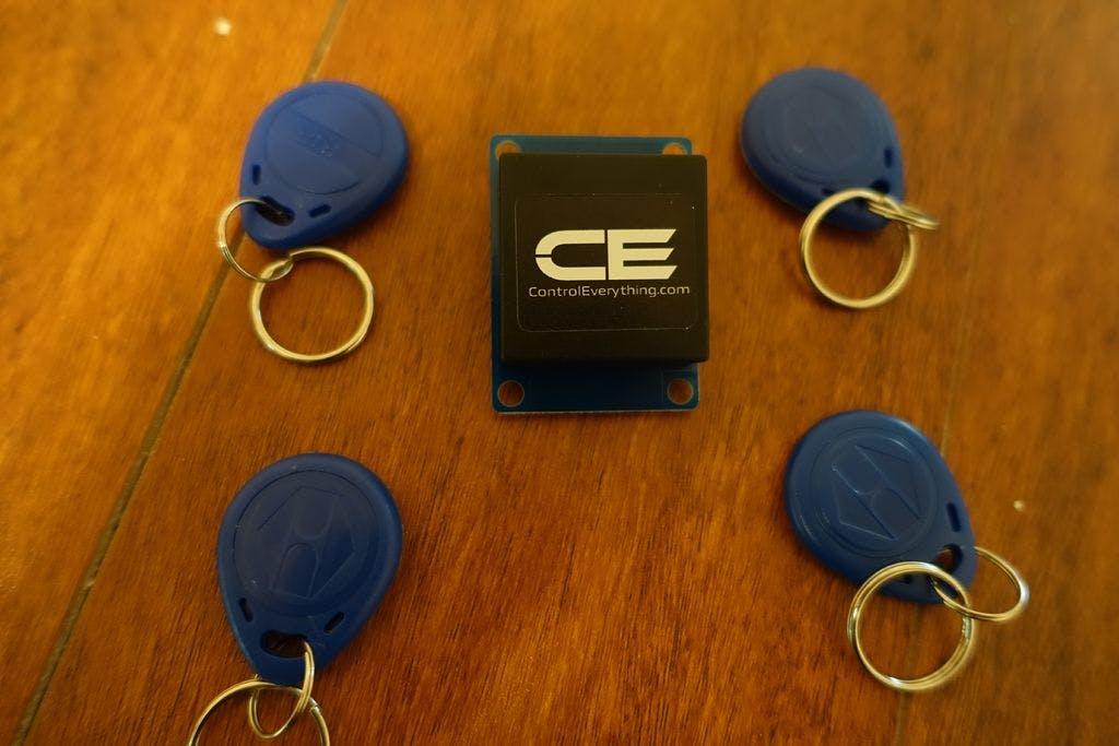 Arduino RFID Tags