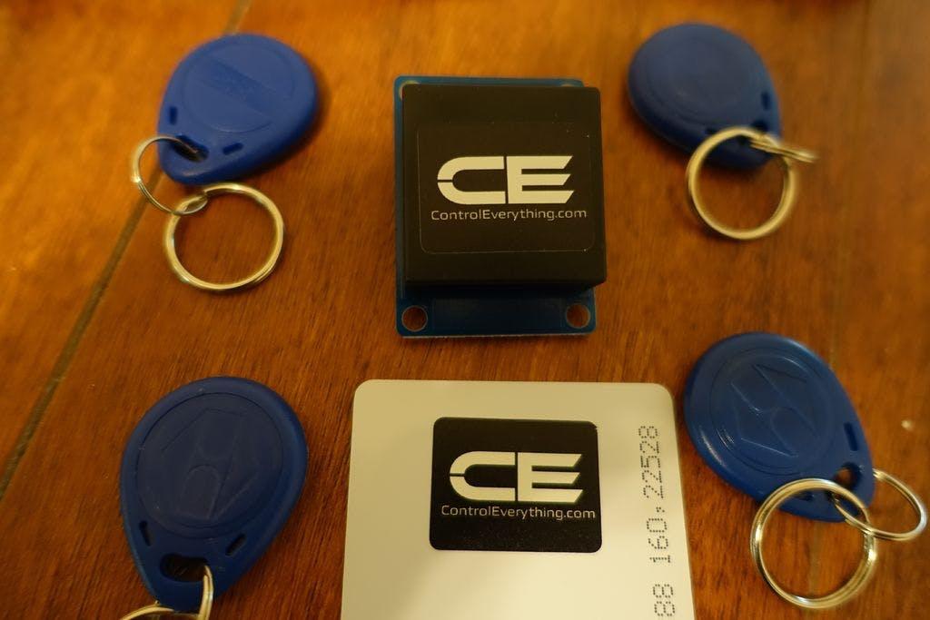 RFID Reader Shield