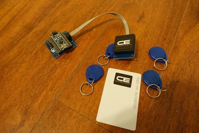 Arduino RFID Project