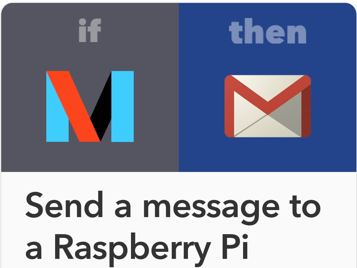 Send Unlimited Messages to your Raspbbery Pi for Free