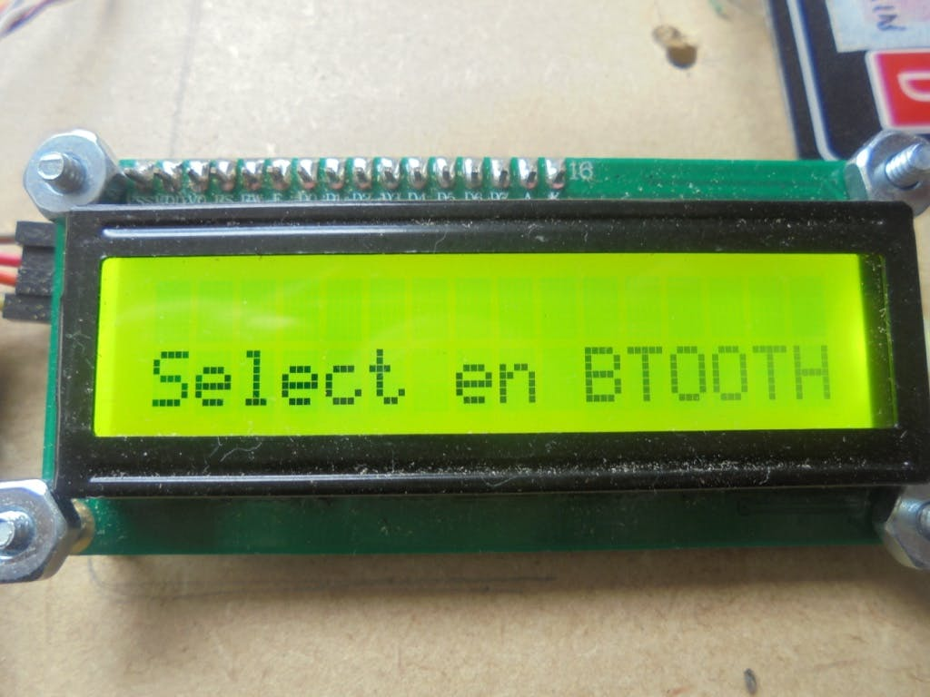 2x16_ LCD-Local GUI- IC connection(4wires)