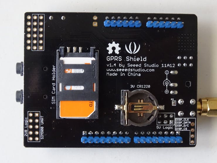 Send and Receive Text Messages (SMS) with GSM SIM900 Shield