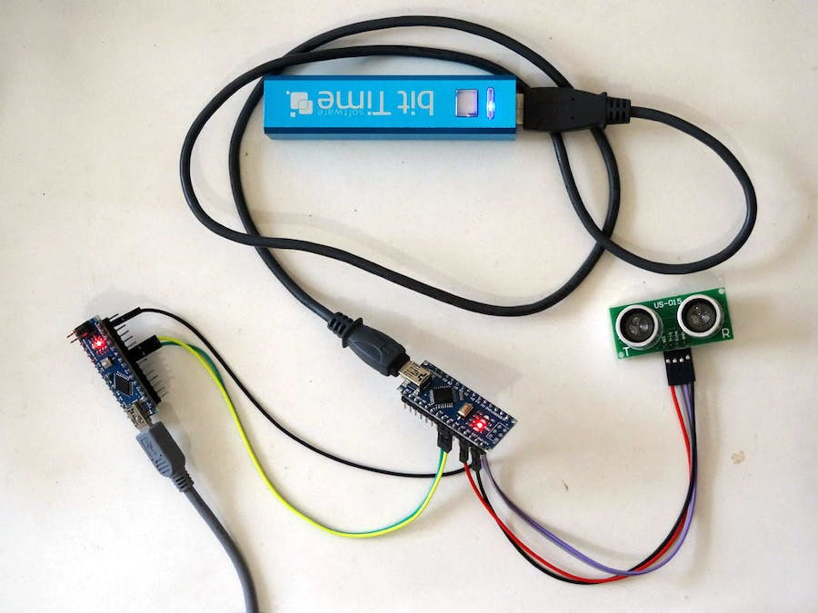 I2C Communication Between Two Arduino Boards with Visuino